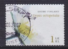 Finland 2006 Mi. 1819      1 LK Silberwurz (Dryas Octopetala) Flower Blume - Finnland