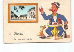 Tercé - La Vie Est Belle  1964   Fantaisie - Autres Communes