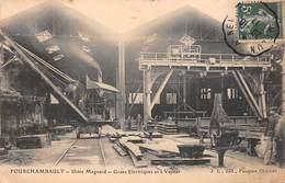 58 - Fourchambault - Usine Magnard - Grues Electrique Et à Vapeur - Other Municipalities