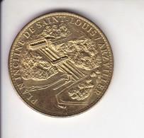 Medaille Jeton Touristique Arthus Bertrand Trésors De France Plan Incliné De Saint Louis Arzviller - 2012