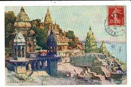 CPA-Carte Postale- Inde - Bénarès(Varanasi) -1908? VM10047 - India