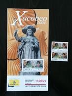 ESPANA 2004 - SPAIN - XACOBEO 2004 - 2001-10 Unused Stamps