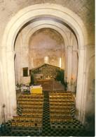 Saint-Martin De Londres  L'intérieur De L'Eglise  Cpm Format 10-15 - Other Municipalities