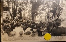 N°181) CPA DE NOTRE DAME DE SION-FÊTE DE LA VICTOIRE , 14 JUIN 1920 ANIMATION - Francia