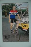 CYCLISME: CYCLISTE : JAN RAAS - Cyclisme