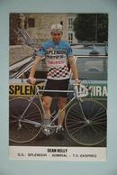 CYCLISME: CYCLISTE : SEAN KELLY - Cyclisme