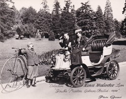 Collection Henri Malartre, Lyon, Double Phaéton Gobron-Brillié 1899 - Voitures De Tourisme