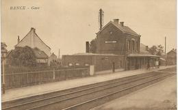 RANCE : Gare - Sivry-Rance