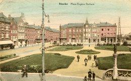 Binche Place Eugène Derbaix - Binche