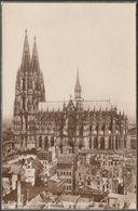 Dom Und Südliche Altstadt, Köln Am Rhein, C.1930 - Wollstein Foto-AK - Koeln