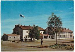CP FINLAND - SUOMEN LAPPI - Ivalon Matkailumaja - Verlag H. Laamanen - Year 1966 ( IVALO ) - Finnland