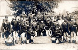 PIERRY (Marne 51) Militaires Du 155e Régiment D'Infanterie De Commercy Durant Les Révoltes Champagne Avril-mai-juin 1911 - France