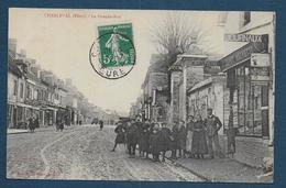 CHARLEVAL - La Grande Rue - Frankreich
