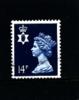 GREAT BRITAIN - 1988  NORTHERN IRELAND  14p.  CB  FINE USED  SG NI39 - Regionali