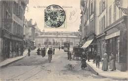CPA 10 TROYES PLACE DE LA BONNETERIE Voir Descriptif - Troyes