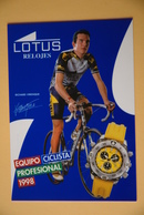 CYCLISME: CYCLISTE : RICHARD VIRENQUE - Cyclisme