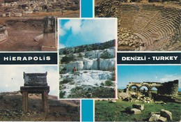 TURQUIE----HIERAPOLIS---denizli-turkey--multi-vues---voir 2 Scans - Türkei