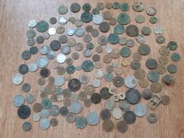 Gros Lot De Monnaies De Détection Surtout De France - Munten & Bankbiljetten