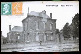 SEBONCOURT ECOLES - Francia