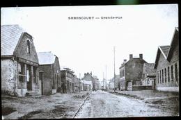 SEBONCOURT GRENDE RUE CHARCUTERIE - Autres Communes