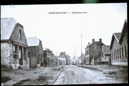 SEBONCOURT GRENDE RUE CHARCUTERIE - Francia