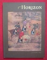 Horizon – January, 1961 – Volume III, Number 3 - Pintura & Escultura