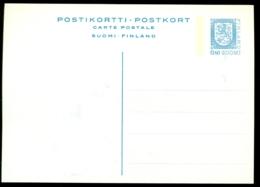 Suomi Finland Postkaart Met M 0,60 Ongebruikt Postfris - Postwaardestukken