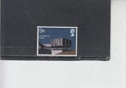 GRAN BRETAGNA  1971 - Unficato 649** - Università Essex - Nuovi