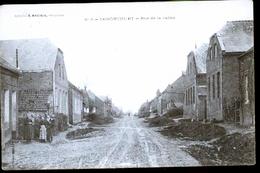 SEBONCOURT RUE DE LA VALLEE - Francia
