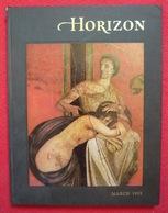 Horizon – March, 1962 – Volume IV , Number 4 - Pintura & Escultura