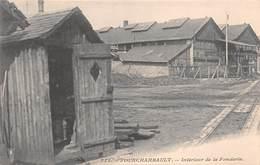 58 - Fourchambault - Intérieur De La Fonderie - France