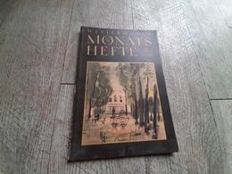 Monats Hefte Westermanns 1951 N° 8 Art Culture Musique - Arte