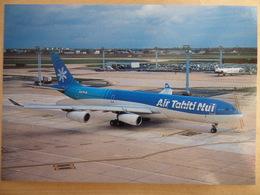 AIRBUS A 340-211   AIR TAHITI / NUI   F-GLZD - 1946-....: Ere Moderne