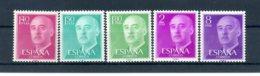 A25736)Spanien 1079 - 1083** - 1931-Heute: 2. Rep. - ... Juan Carlos I
