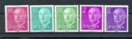 A25737)Spanien 1079 - 1083** - 1931-Heute: 2. Rep. - ... Juan Carlos I