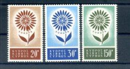 A25872)Zypern 240 - 242**, Cept - Ungebraucht