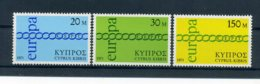 A25886)Zypern 359 - 361**, Cept - Ungebraucht