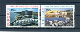 A25900)Tuerk. Zypern 41 - 42**, Cept - Ungebraucht