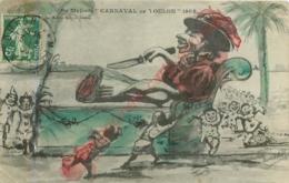 83.  Sa Majestée Carnaval De TOULON 1908 . - Toulon