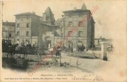 82.   MONTAUBAN .  Hôtel De Ville . - Montauban