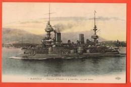 KAJ-29 Marine Nationale Française. Victor Hugo. Croiseur Cuirassé . Non Circulé - Guerra