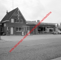 Ford Garage Marcel Hermans In Juli 1966 - Photo 15x15cm - Automobiles
