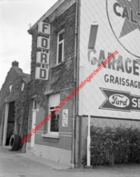 Ford Garage André In Juli 1966 - Photo 15x15cm - Automobiles