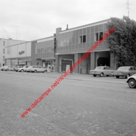 Gladinez Ford Garage In Juli 1966 - Photo 15x15cm - Turnhout - Automobiles