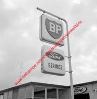 Ford Garage Moderne In Juli 1966 - Photo 15x15cm - BP - Automobiles