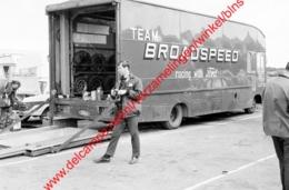 Teamtruck Team Broadspeed June 1969 Ford - Photo 15x23cm - Automobiles