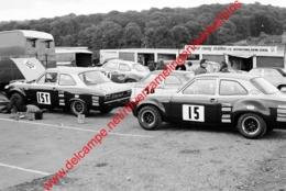 Team Broadspeed June 1969 Ford - Photo 15x23cm - Automobiles