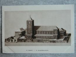 ST INGBERT              ST HILDEGARDS KIRCHE - Saarpfalz-Kreis