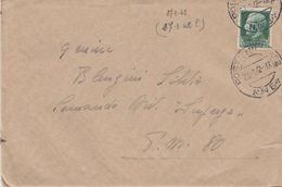 A/6 - BUSTA POSTA MILITARE N°84 - 1900-44 Vittorio Emanuele III