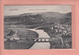 OLD POSTCARD -    LUXEMBOURG - WALLENDORF - Cartoline